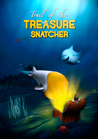 Poster - Trail of the Treasure Snatcher